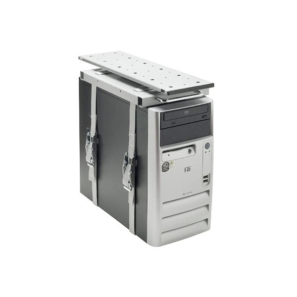 CPU Houder Bundy 3 Zilver - computer beugel