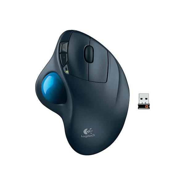 Logitech M570 Wireless Trackball - ergonomische muis