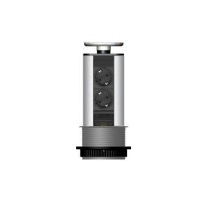 Evoline Port (2x230V) - kabelmanagement