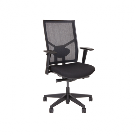 Bureaustoel Ergo BS013 (NEN 1335) - ergonomische bureaustoel