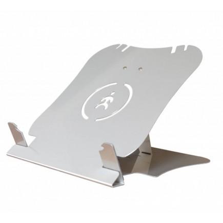 U Top Laptopstandaard Zilver