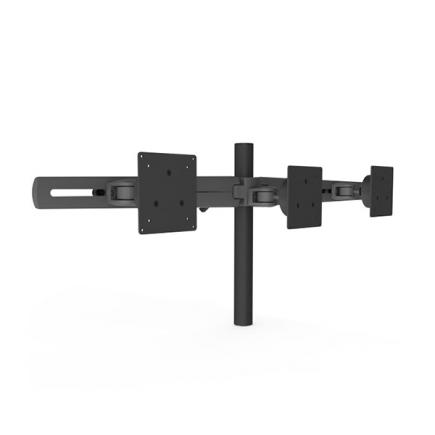 Triple Monitorstand - monitorarm