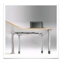 Kabelspiraal Zilver - kabelmanagement