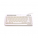 Q-Board Ivory Mini Keyboard – minitoetsenbord