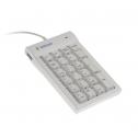 Goldtouch Numpad Wit - numeriek toetsenbord