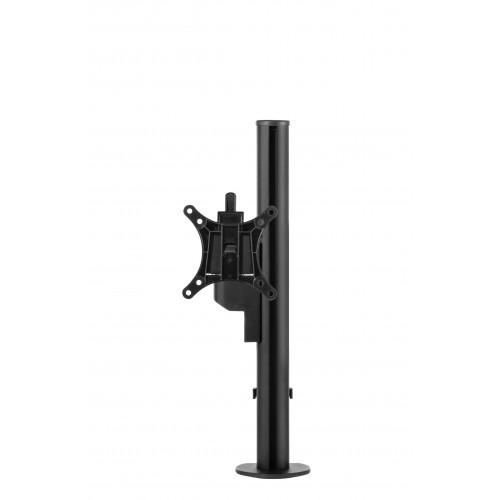 Galaxy Single Monitorarm Short - Zwart