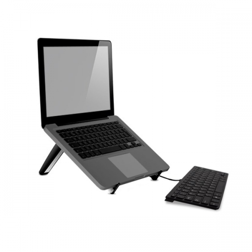 Laptopset Ergo Compact Mantis Zwart