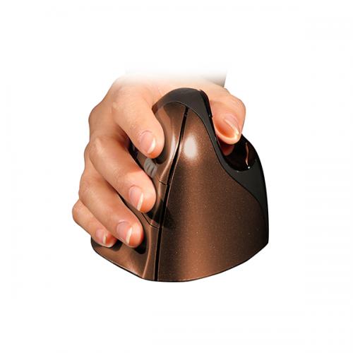 Evoluent V4 Rechts Draadloos Small - ergonomische muis