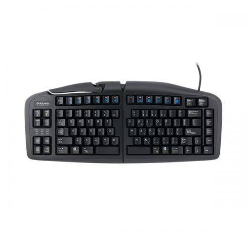 Goldtouch Ergonomisch Toetsenbord Zwart - ergonomisch toetsenbord