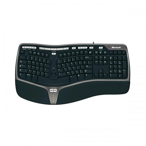 MS Ergonomisch Toetsenbord QWERTY - ergonomisch toetsenbord