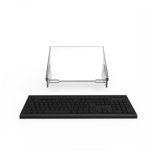 Crystal Laptopstandaard