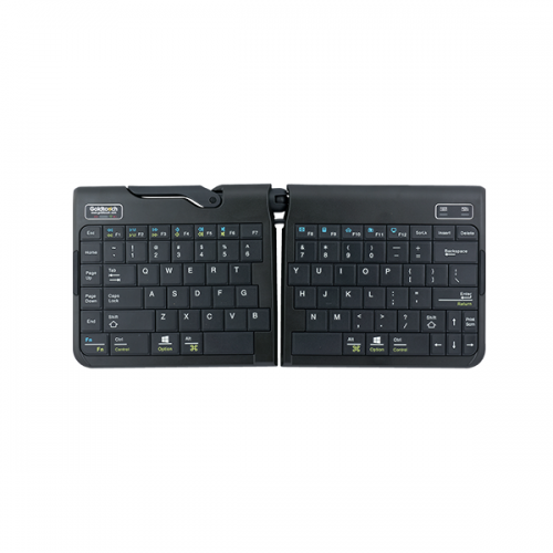 Goldtouch Travel Go2 QWERTY US - ergonomisch toetsenbord