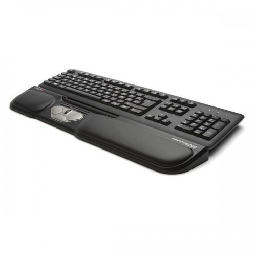 Contour Rollermouse Pro3 Zwart - ergonomische muis